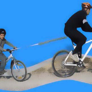 Bike partner - enfant tracté